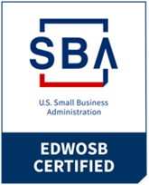 Small Business Administration EDWOSB Certified